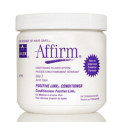 Affirm Conditioning Relaxer System Positive Link Conditioner 16oz