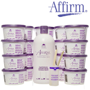 Affirm Conditioning Relaxer System Sensitive Scalp Creme Relaxer 20 Pk