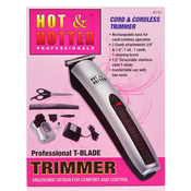 Annie Hot AMP; Hotter Professional T Blade Trimmer