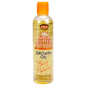 African Pride Shea Butter Miracle Growth Oil 8oz