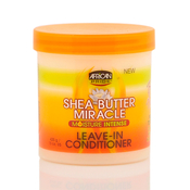 African Pride Shea Butter Miracle LeaveIn Conditioner 15oz