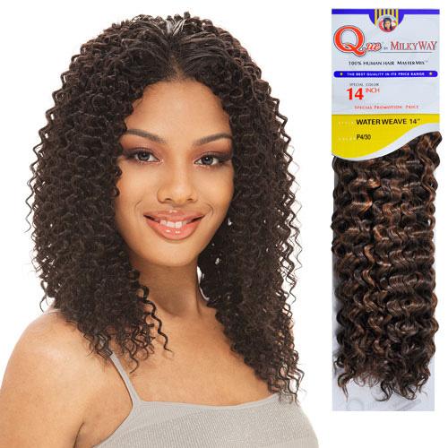 Human hair master mix weave milky way que water wave samsbeauty pmusecretfo Gallery