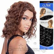 Human Hair Blend Weave ModelModel Clair Max Sweet 5Pcs