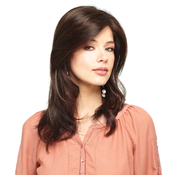 Amore Synthetic Hair Closure Hairpiece Long Mono TP