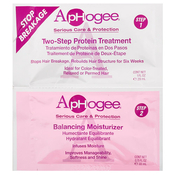 Aphogee TwoStep Protein Treatment AMP; Balancing Moisturizer