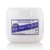 Baby Dont Be Bald Baby Hair AMP; Scalp Nourishment 4oz