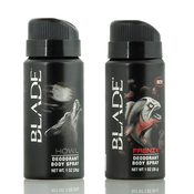 Blade Deodorant Body Spray 1oz