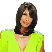 Beverly Johnson Human Hair Lace Front Wig Invisible Line Collection Pageant