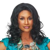 Synthetic Lace Front Wig Beverly Johnson London