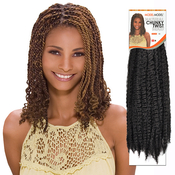 Synthetic Hair Braids ModelModel Glance Chunky Twist Braid Jamaican Twist
