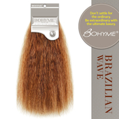 Remi Hair Weaving Bohyme Platinum Brazilian Wave