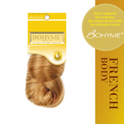Remi Hair Weaving Bohyme Gold Collection Body WaveHand Tied