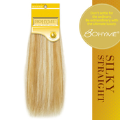Remi Hair Weaving Bohyme Gold Collection Silk StraightHand Tied