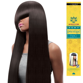 Virgin Remy Hair Weave Janet Collection Prestige Two Moroccan Yaky