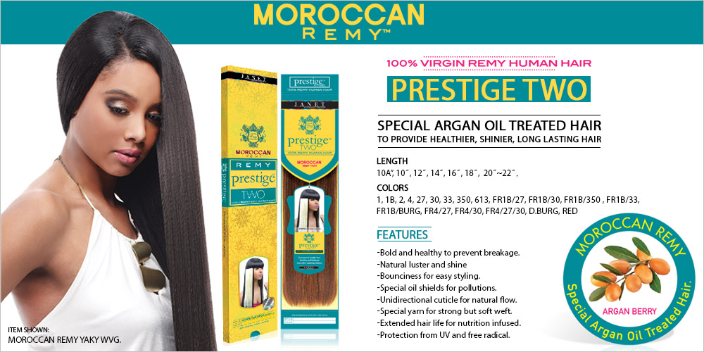 Virgin Remy Hair Weave Janet Collection Prestige Two Moroccan Yaky Samsbeauty