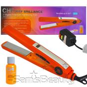 CHI Deep Brilliance 1 Digital Titanium Hair Styling Iron