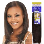 Clip on Weave Milky Way 100 Human Hair Clip Hair 18 7Pcs