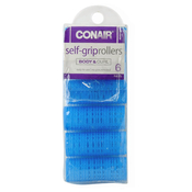 CONAIR SelfGrip Rollers BodyAMP;Curl 6Pieces