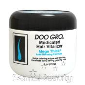DOO GRO  Medicated Hair Vitalizer Mega Thick 4oz