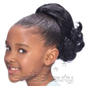 Synthetic Kids Ponytail Glance Ava