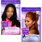 Dark AMP; Lovely Hair Color Kit