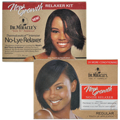 Dr Miracles New Growth NoLye Relaxer