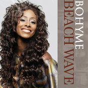 Diamond Remy Human Hair Weave Beach Wave
