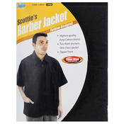 Dream Scotties Barber Jacket L Black