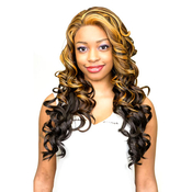 Diana Synthetic Lace Front Wig Tany FUTURA