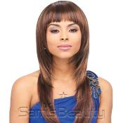 Synthetic Hair Wig Hair Plus Easy Cap Narcissus