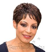 Synthetic Hair Wig Alicia Foxy Silver Etta
