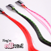 Fingrs Cali Girl ClipOn Synthetic Hair