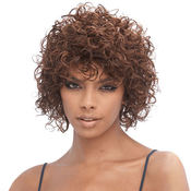 Femi Collection Human Hair Wig Raven