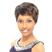 Femi Collection Human Hair Wig Yumi
