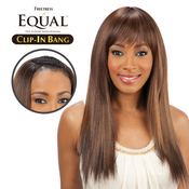 FreeTress Equal Synthetic Hair ClipIn Full Bang Piece