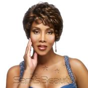 Synthetic Hair Wig Vivica Fox Handmade FrancyneV
