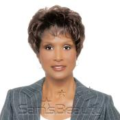 Synthetic Hair Wig Beverly Johnson Pure Stretch Cap Francyne