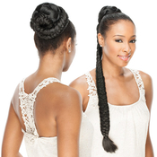 Freetress Synthetic Hair Bun Braid Sweet Twist