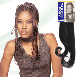 Freetress Synthetic Hair Braids Yaky Pony 2pcs