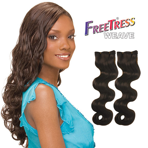 Freetress synthetic hair weave body wave 14 samsbeauty hair color shown 4 pmusecretfo Image collections