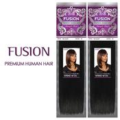 Human Hair Blend Weave Kara Fusion Yaki