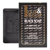 Fair AMP; White Black Soap Purifying AMP; Softening Soap 7oz