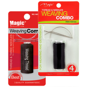 Magic Collection Weaving Combo Thread AMP; Needles Set