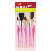 Gabriella 5pcs Cosmetic Brush Set