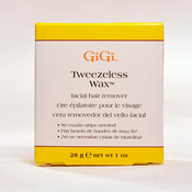 Gigi Tweezeless Wax Facial 1oz