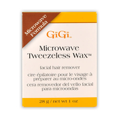 Gigi Microwave Tweezeless Wax Facial 1oz