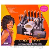 Golden Hot Belson Professional Complete Stove Iron System