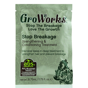 Gro Works Stop Breakage Strengthening AMP; Conditioning Treatment 175oz
