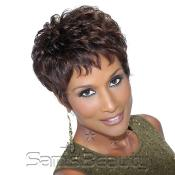 Human Hair Wig Beverly Johnson H222