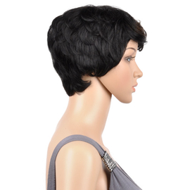 Incredible Human Hair Wig Sensationnel Premium Now Bump Easy 27 Samsbeauty Short Hairstyles Gunalazisus